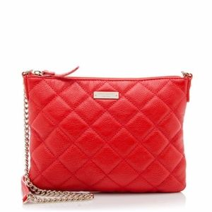 Kate Spade Ginnie Quilted Crossbody ✨